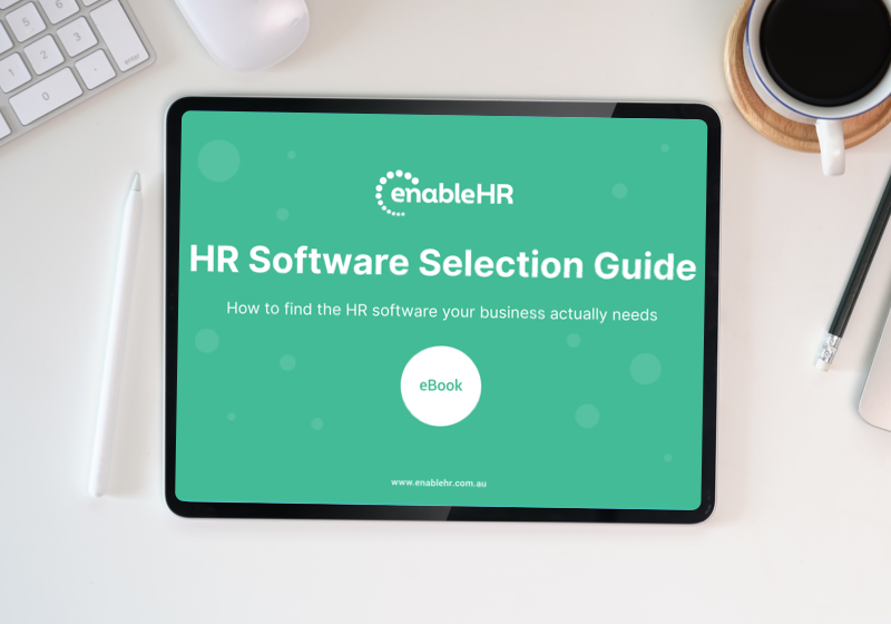 HR Software selection guide
