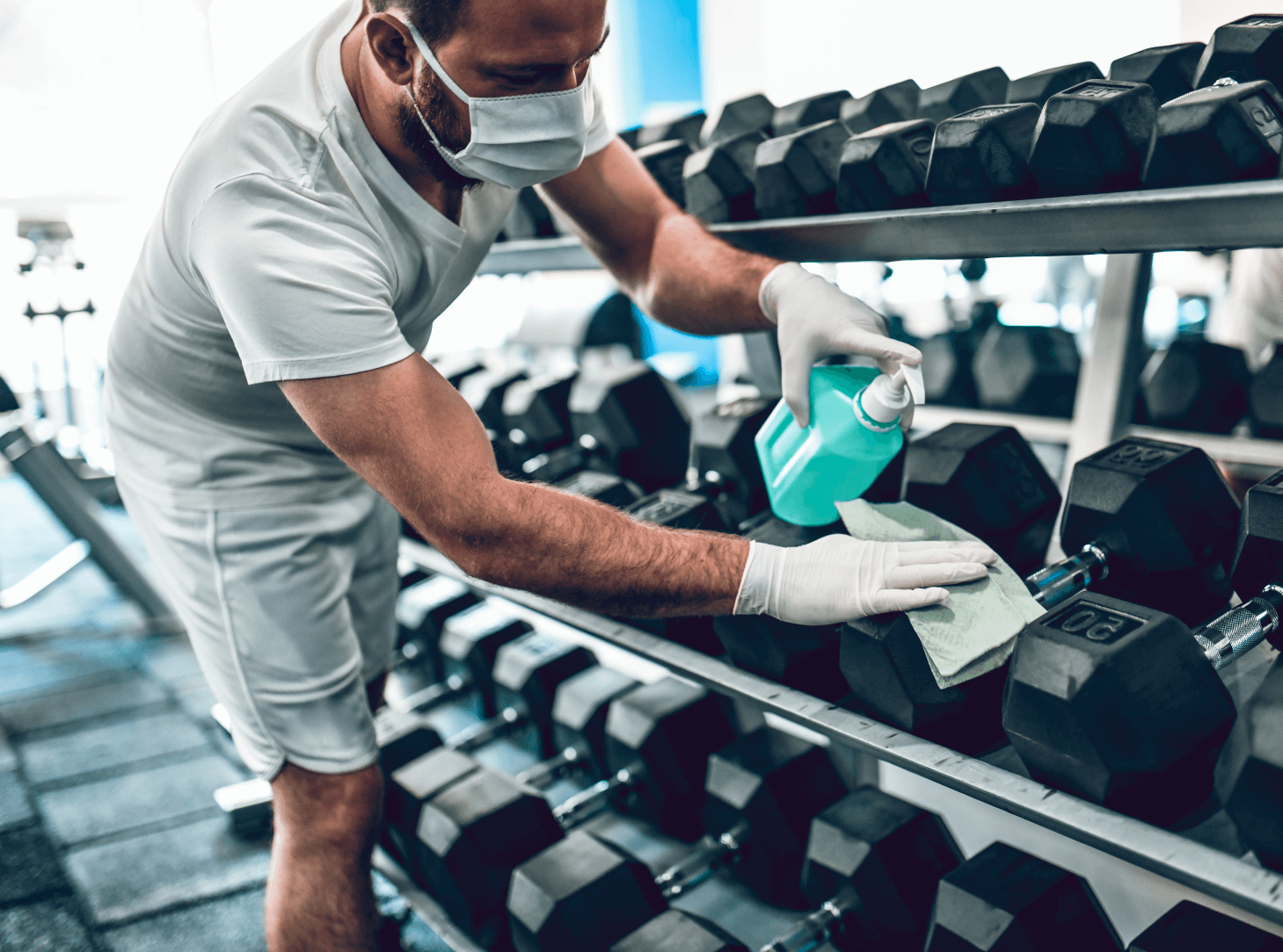 Can you make an employee wear a face mask (or other PPE) at work?